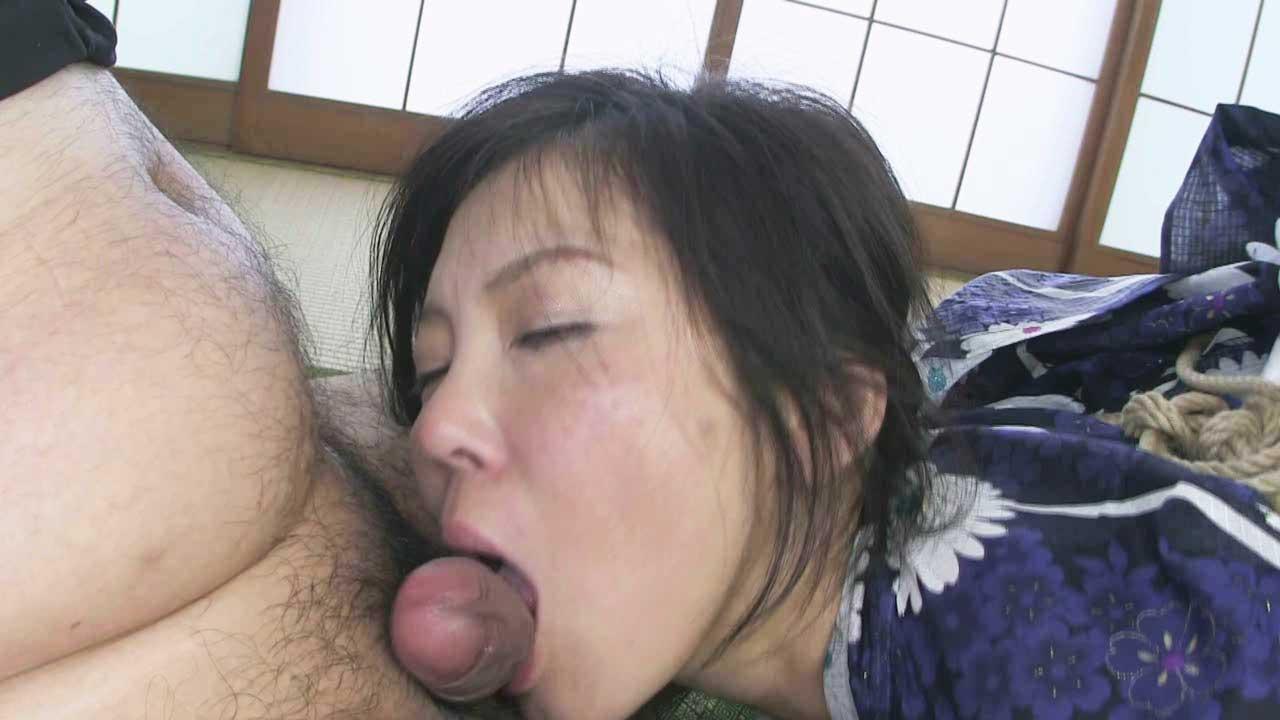 性欲の溜まった熟女
