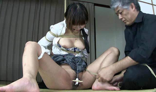 縄に酔う淫乱人妻36歳 美和子