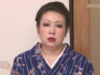 日本舞踊の師範をやっている熟女が!?